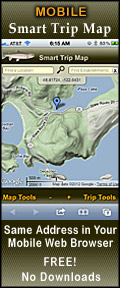 Smart Trip Map is available on mobile web browsers!